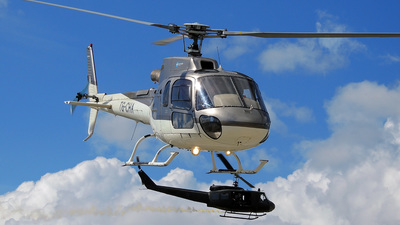 TG-CHA - Eurocopter AS 350B3 Ecureuil - Private