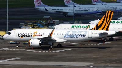 A picture of B50021 - Airbus A320271N - Tigerair Taiwan - © AIRSHI