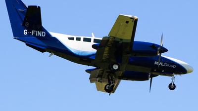 G-FIND - Reims-Cessna F406 Caravan II - RVL Aviation