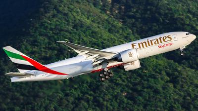 A6-ERG - Airbus A340-541 - Emirates