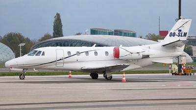 OO-SLM - Cessna 560XL Citation XLS - Luxaviation