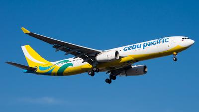 RP-C3343 - Airbus A330-343 - Cebu Pacific Air