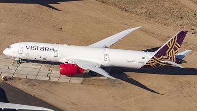 N1003W - Boeing 787-9 Dreamliner - Vistara