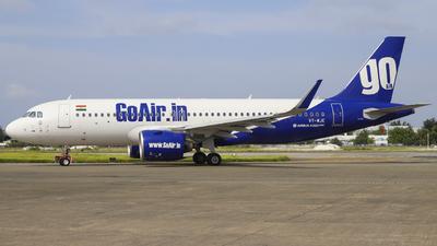 VT-WJE - Airbus A320-271N - Go Air