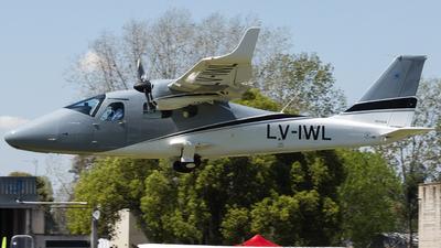 LV-IWL - Tecnam P2006T Mk II - Private