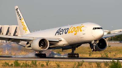 A picture of DAALB - Boeing 777FZN - AeroLogic - © Piotr Knurowski