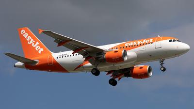 G-EZGO - Airbus A319-111 - easyJet