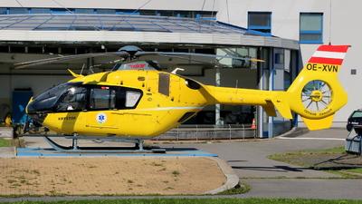 OE-XVN - Eurocopter EC 135T2 - Christophorus Flugrettungsverein (ÖAMTC)