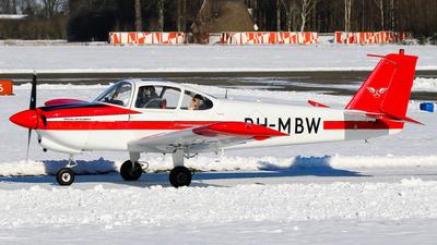 PH-MBW - Fuji FA-200-160 Aero Subaru - Special Air Services