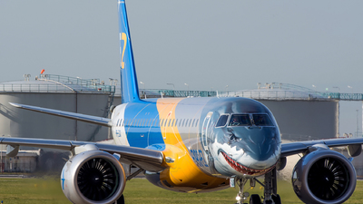 PR-ZGQ - Embraer 190-300STD - Embraer