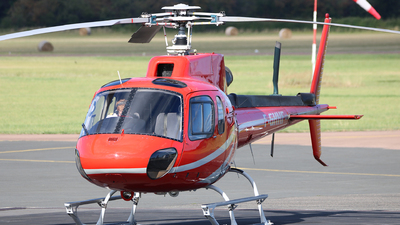F-GHHF - Eurocopter AS 350B3 Ecureuil - Private