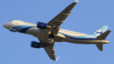 A picture of XAMBA - Airbus A320214 - [7345] - © Josué Villa
