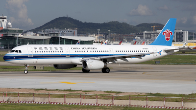 A picture of B6687 - Airbus A321231 - China Southern Airlines - © Sofronio_GY