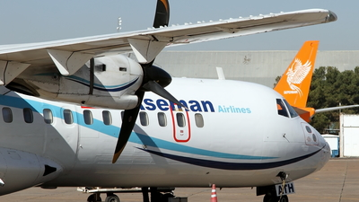 EP-ATH - ATR 72-212 - Iran Aseman Airlines