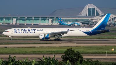 9K-AOL - Boeing 777-369ER - Kuwait Airways