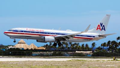 N921NN - Boeing 737-823 - American Airlines