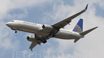 N73251 - Boeing 737-824 - United Airlines