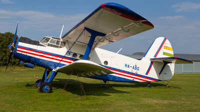 HA-ABG - PZL-Mielec An-2 - Private