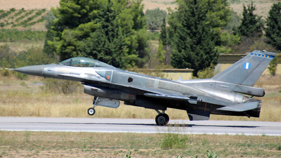 500 - General Dynamics F-16C Fighting Falcon - Greece - Air Force