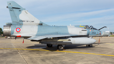 49 - Dassault Mirage 2000-5F - France - Air Force