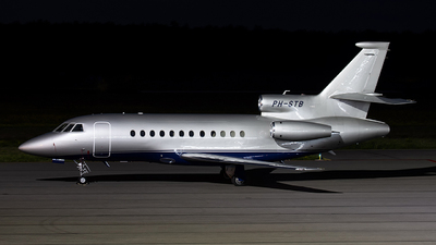 PH-STB - Dassault Falcon 900C - Private