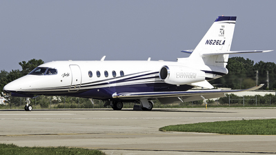 N626LA - Cessna Citation Latitude - Textron Aviation