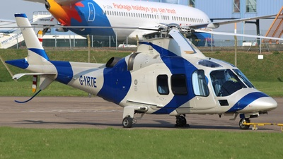 G-YRTE - Agusta A109S Grand - Castle Air Charters