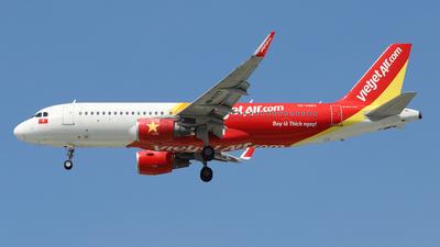 VN-A663 - Airbus A320-214 - VietJet Air