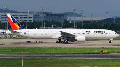 RP-C7777 - Boeing 777-36NER - Philippine Airlines