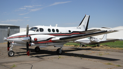 VH-LYG - Beechcraft C90-1 King Air - General Flying Services