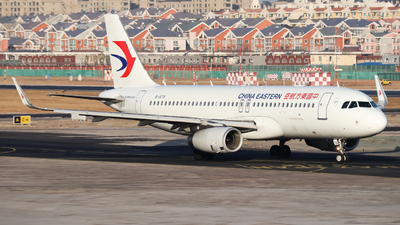 A picture of B1678 - Airbus A320232 - China Eastern Airlines - © Egg manager