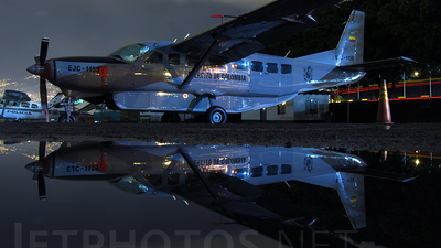 EJC-1135 - Cessna 208B Grand Caravan - Colombia - Army