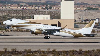 N730MM - Embraer 190 Lineage 1000 - Embraer