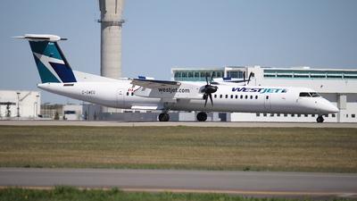 C-GWEG - Bombardier Dash 8-Q402 - WestJet Airlines