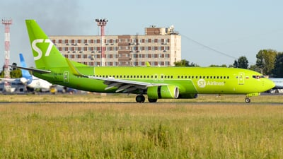 VQ-BKV - Boeing 737-8ZS - S7 Airlines