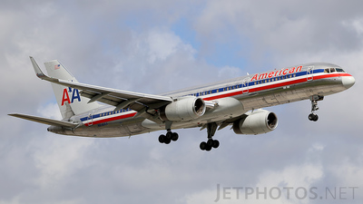 A picture of N646AA - Boeing 757223 - [24604] - © Joshua Ruppert
