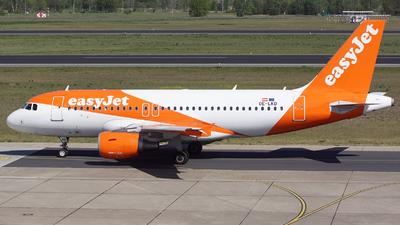 OE-LKD - Airbus A319-111 - easyJet Europe