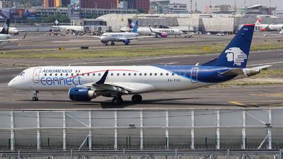 A picture of XAFAC - Embraer E190LR - Aeromexico Connect - © Mauri_0307
