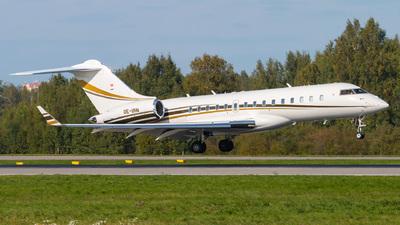 OE-IRN - Bombardier BD-700-1A10 Global Express XRS - Art Aviation