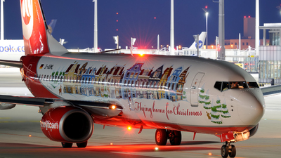 D-ABML - Boeing 737-86J - Air Berlin