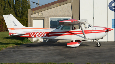 A picture of GBOOL - Cessna 172N Skyhawk - [17272486] - © diopere geert