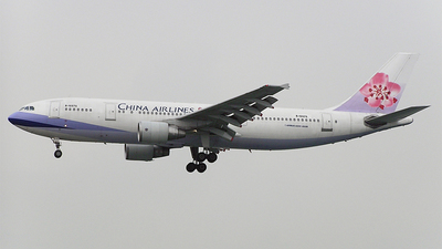 B-18575 - Airbus A300B4-622R - China Airlines