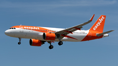 A picture of GUZHG - Airbus A320251N - easyJet - © Rui Marques