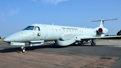 6750 - Embraer R-99A - Brazil - Air Force