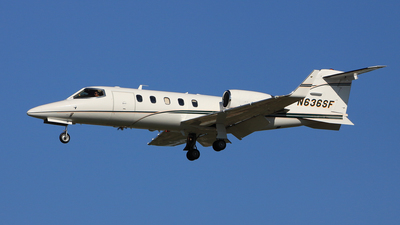 N636SF - Gulfstream G150 - Private
