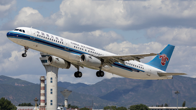 A picture of B6271 - Airbus A321231 - China Southern Airlines - © Jasonxlin