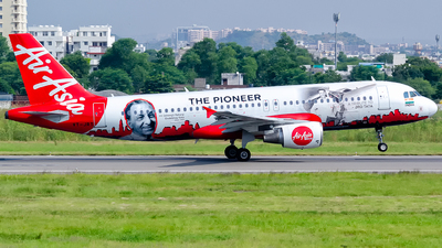 A picture of VTJRT - Airbus A320216 - AirAsia - © Rohan Paliwal
