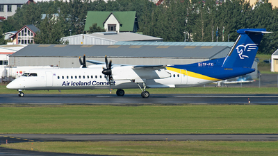 TF-FXI - Bombardier Dash 8-Q402 - Air Iceland Connect