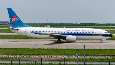 B-5166 - Boeing 737-81B - China Southern Airlines