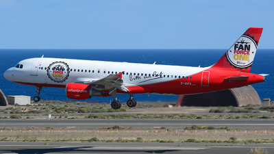 D-ABFK - Airbus A320-214 - Air Berlin